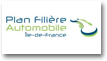 Plan Filière Automobile - Ile de France